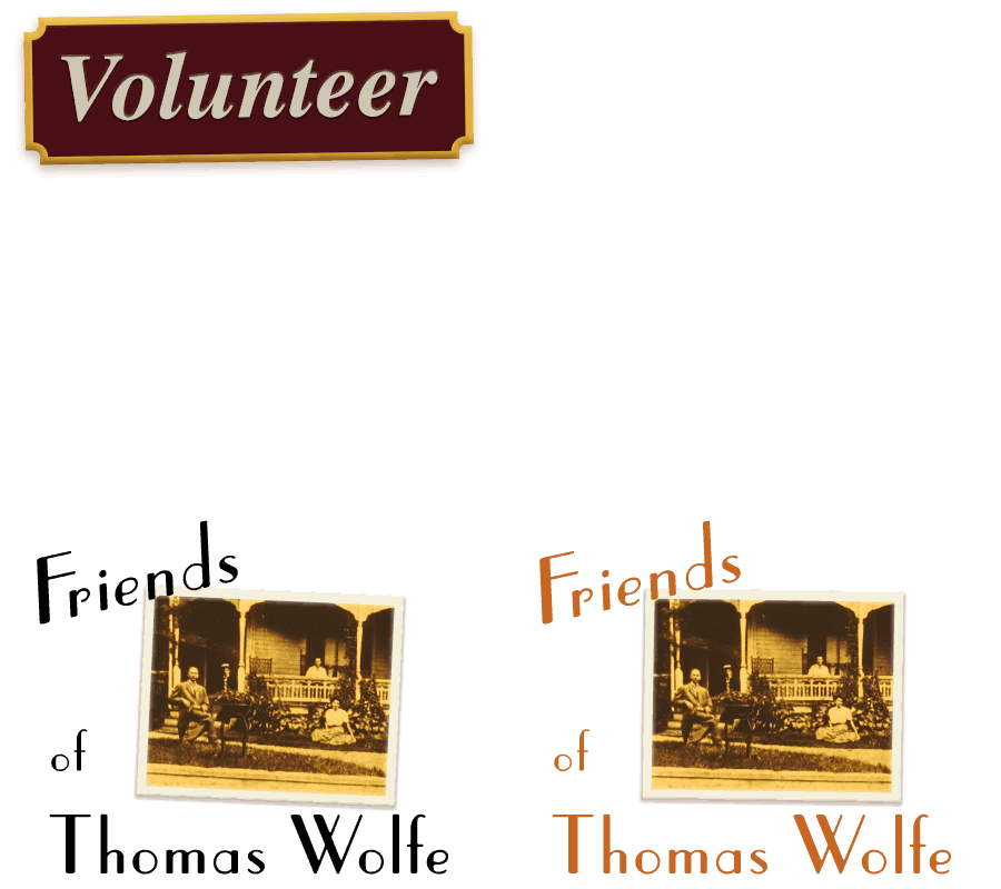 Friends of Thomas Wolfe