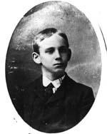 Benjamin Harrison Wolfe (1892-1918) Courtesy NCDAH