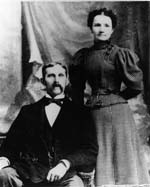 WO and Julia Wolfe 1900 courtesy of NCDCR