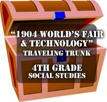 logo worlds fair trunk